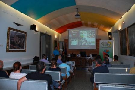 Presentaciones del Estudio del Uso Arquitectónico de los Recursos Madereros de la Comarca Sierra de Cazorla