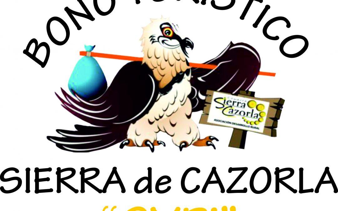 Presentación BONO TURÍSTICO CULTURAL SIERRA DE CAZORLA