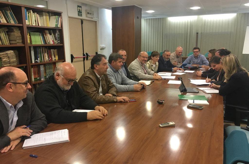 REUNIÓN CON LA NUEVA DIRECTORA GENERAL DE LA DIRECCIÓN GENERAL DE INDUSTRIAS, INNOVACIÓN Y CADENA AGROALIMENTARIA.