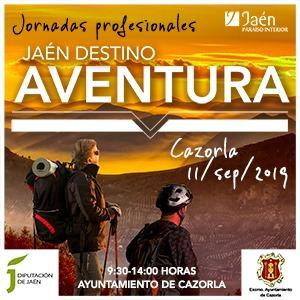 JORNADAS PROFESIONALES JAÉN DESTINO AVENTURA 2019