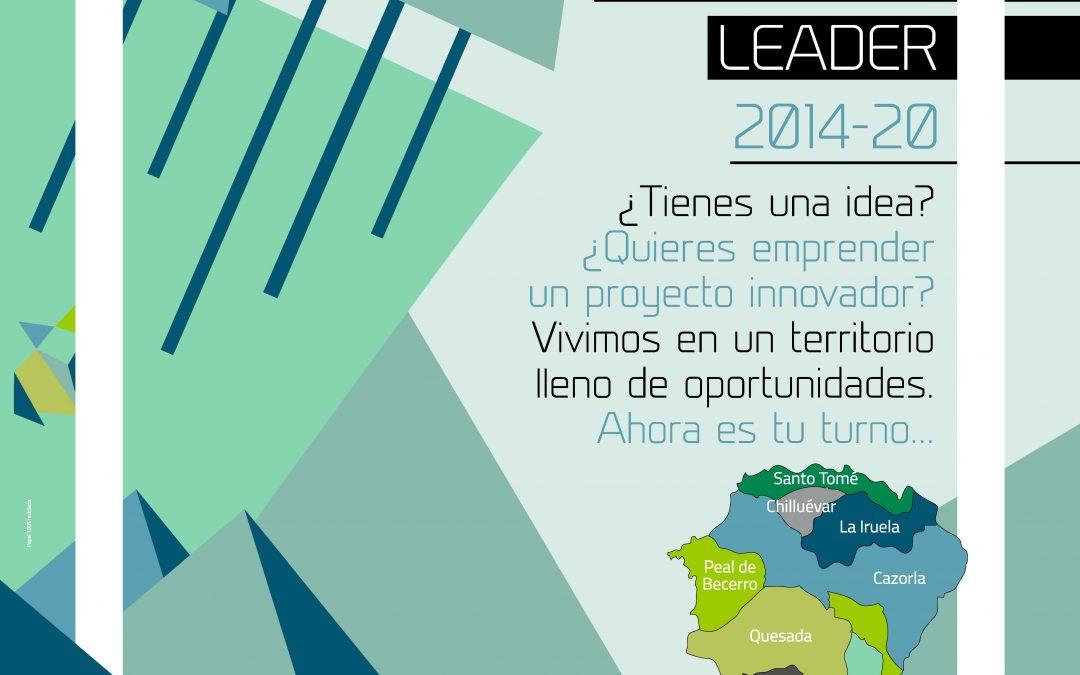 PUBLICACIÓN RESOLUCIÓN DEFINITIVAAYUDAS LEADER: LÍNEAS L1– APOYO RURAL Y L7- EDUCA, EN LA WEB DE LA CONSEJERÍA