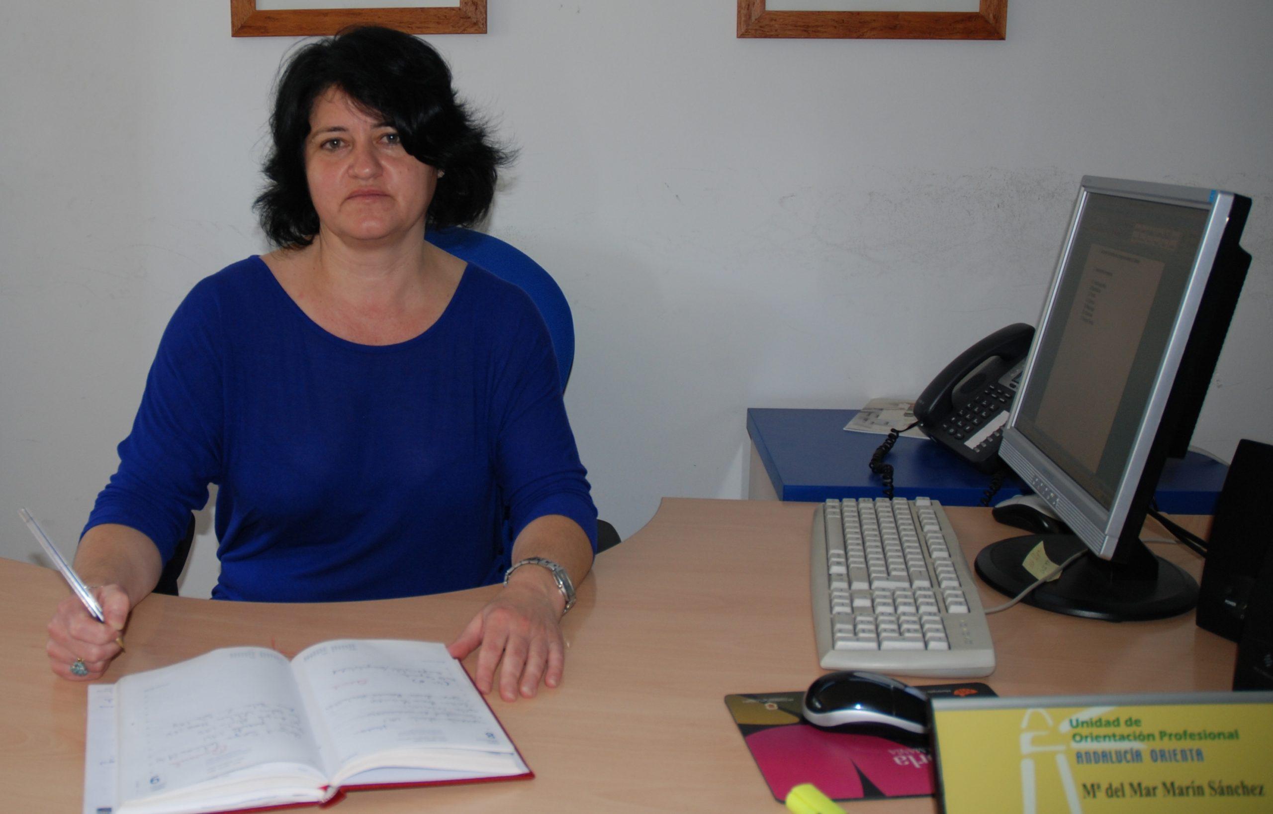 MARIA DEL MAR MARÍN SÁNCHEZ