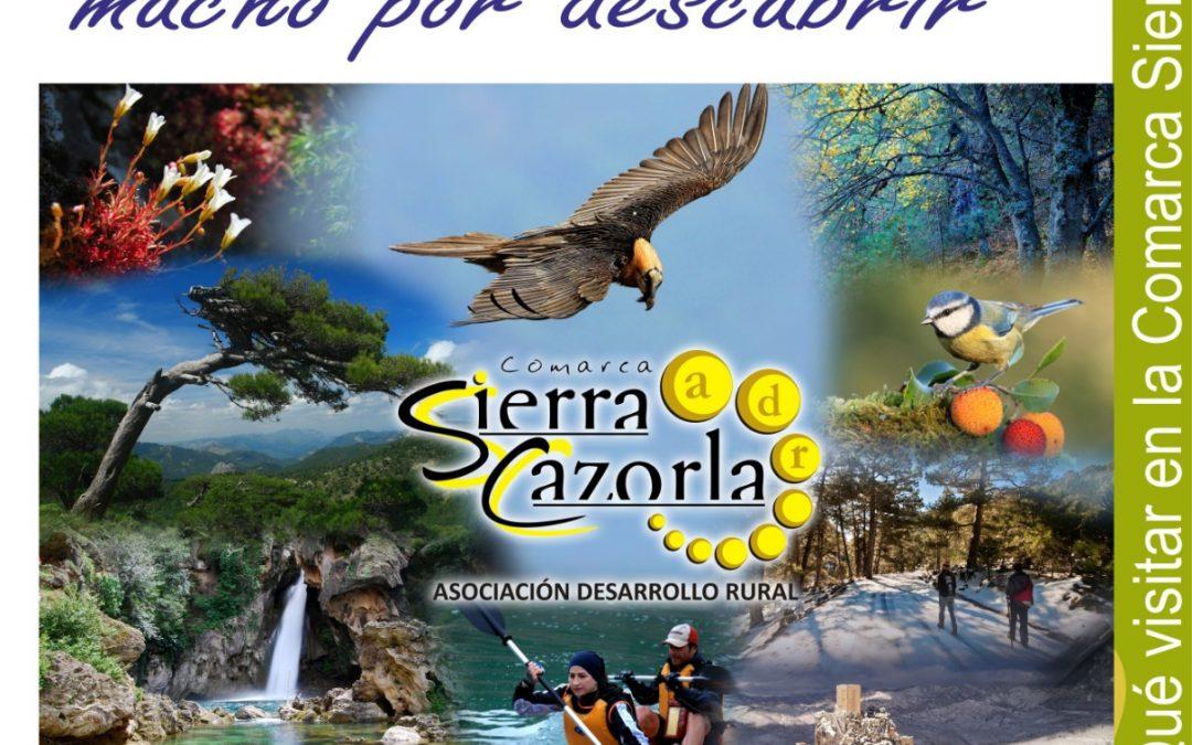 FITUR 2021 – NOVEDADES: Qué visitar en la Sierra de Cazorla.