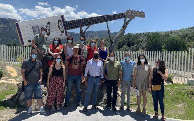 GDR Sierra De Cazorla ha recibido durante los días 9 y 10 de junio, proyecto de cooperación ERASMUS+ ESPRIT