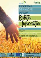 BOLETÍN INFORMATIVO LEADER 2014-20